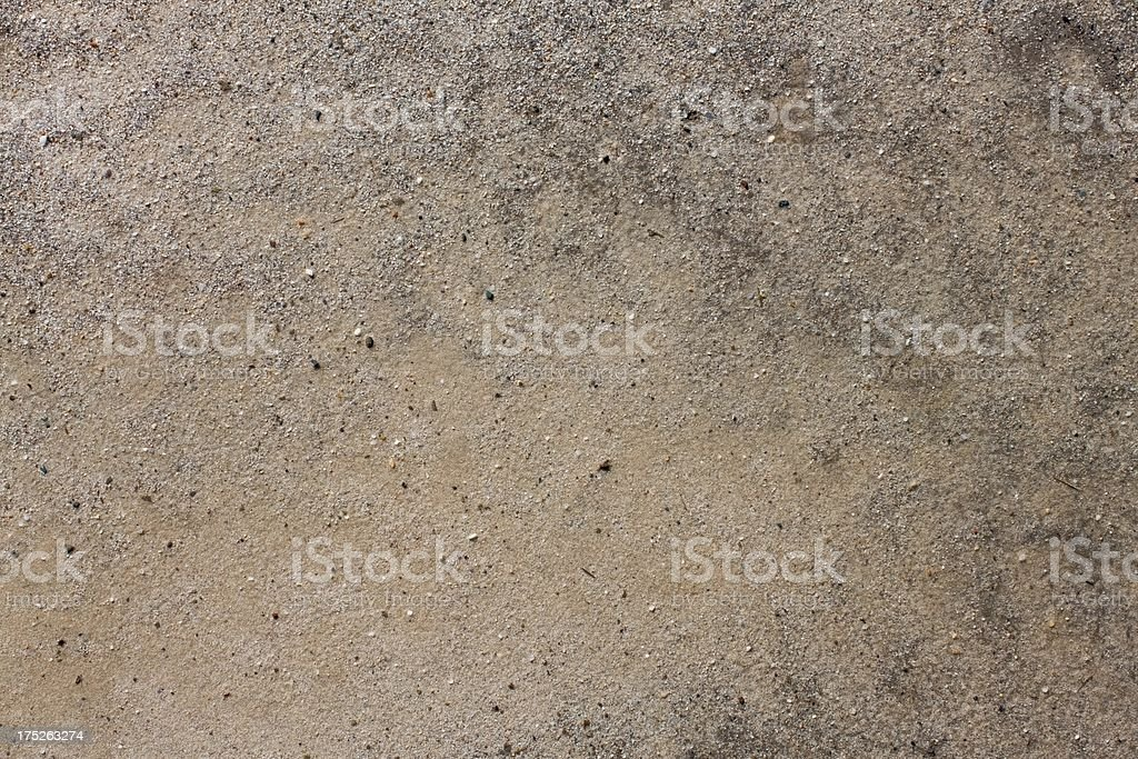Background wallpaper of Mud and Sand royalty-free stock photo