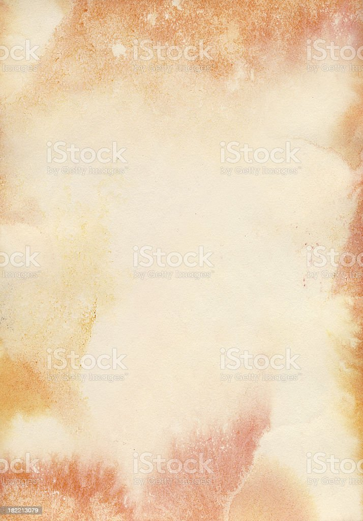 Background watercolor painting royalty-free stock photo