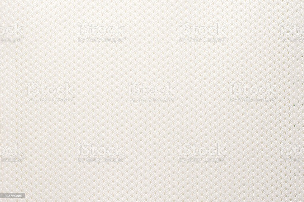 background white nylon texture stock photo