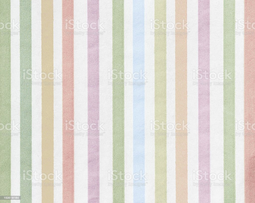 Background with alternation of white and colored stripes stock photo