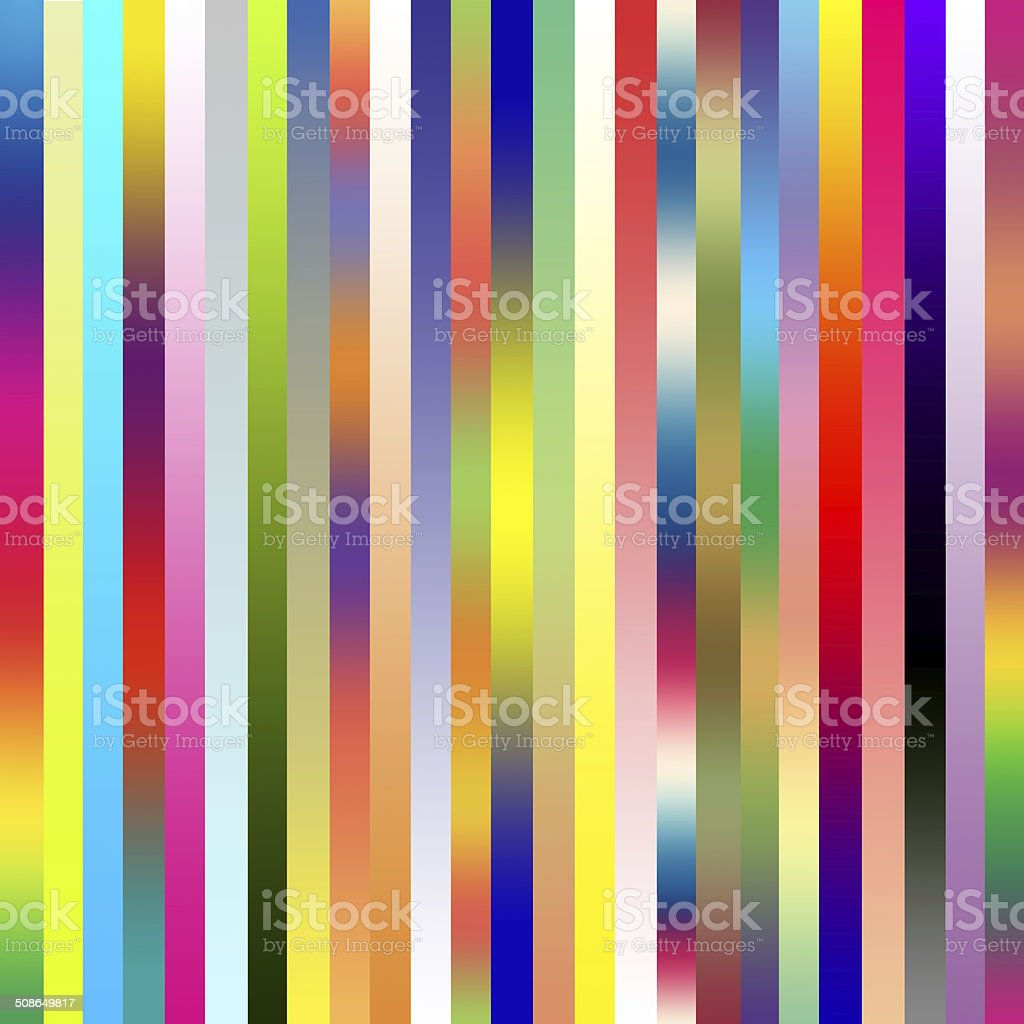 Background With Colorful Stripes stock photo