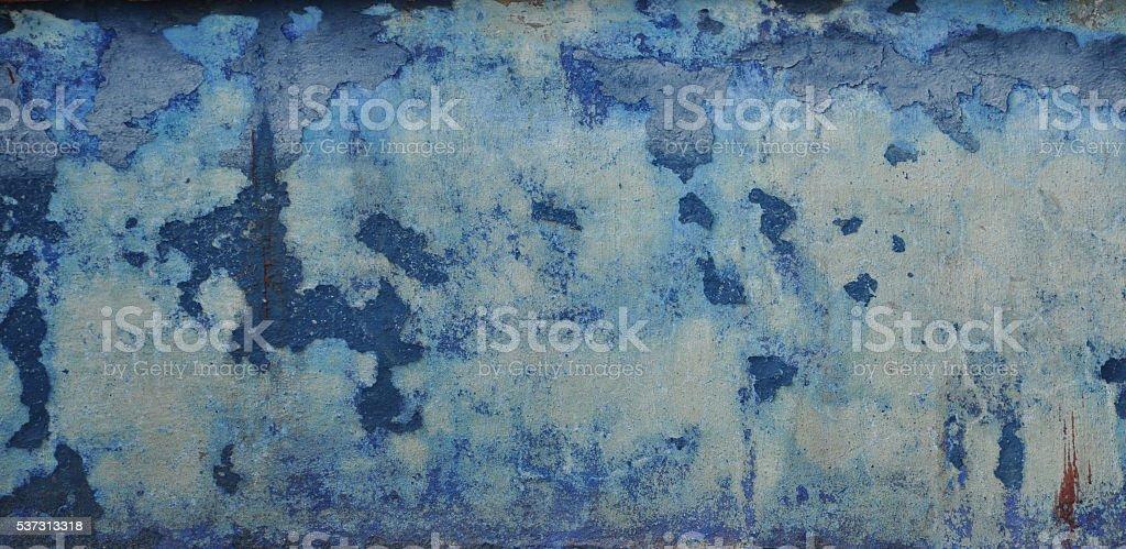 background with peeling paint stock photo
