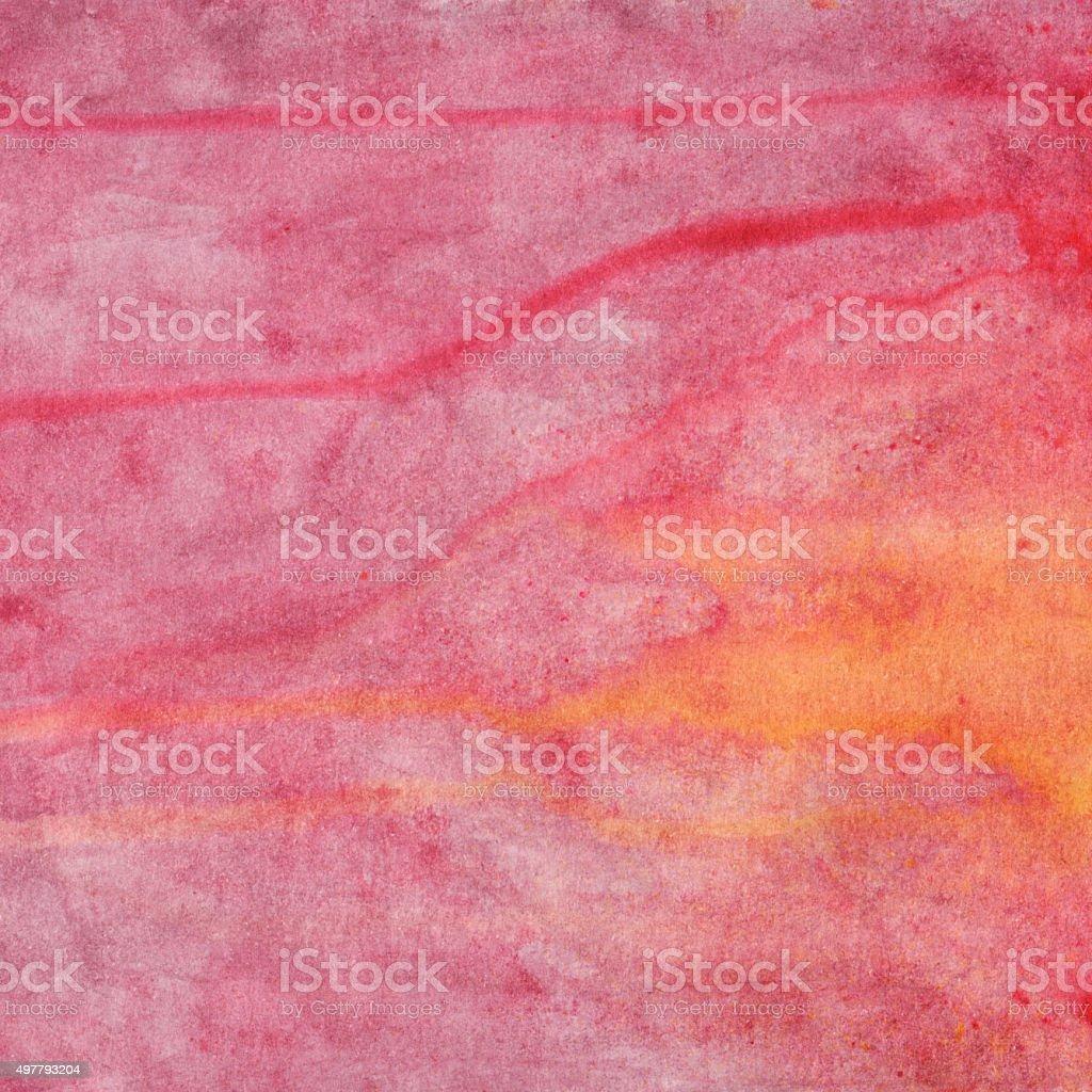 Sfondo Con Rosa E Sfumature Di Colore Rosso E Arancione Fotografie