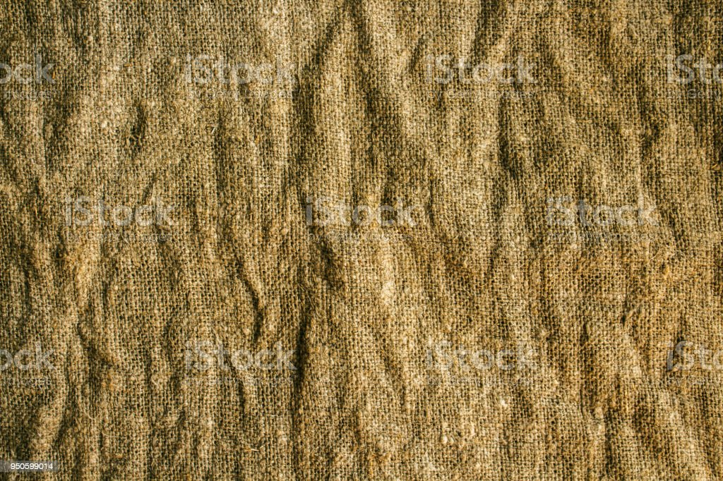 background with sackcloth stock photo