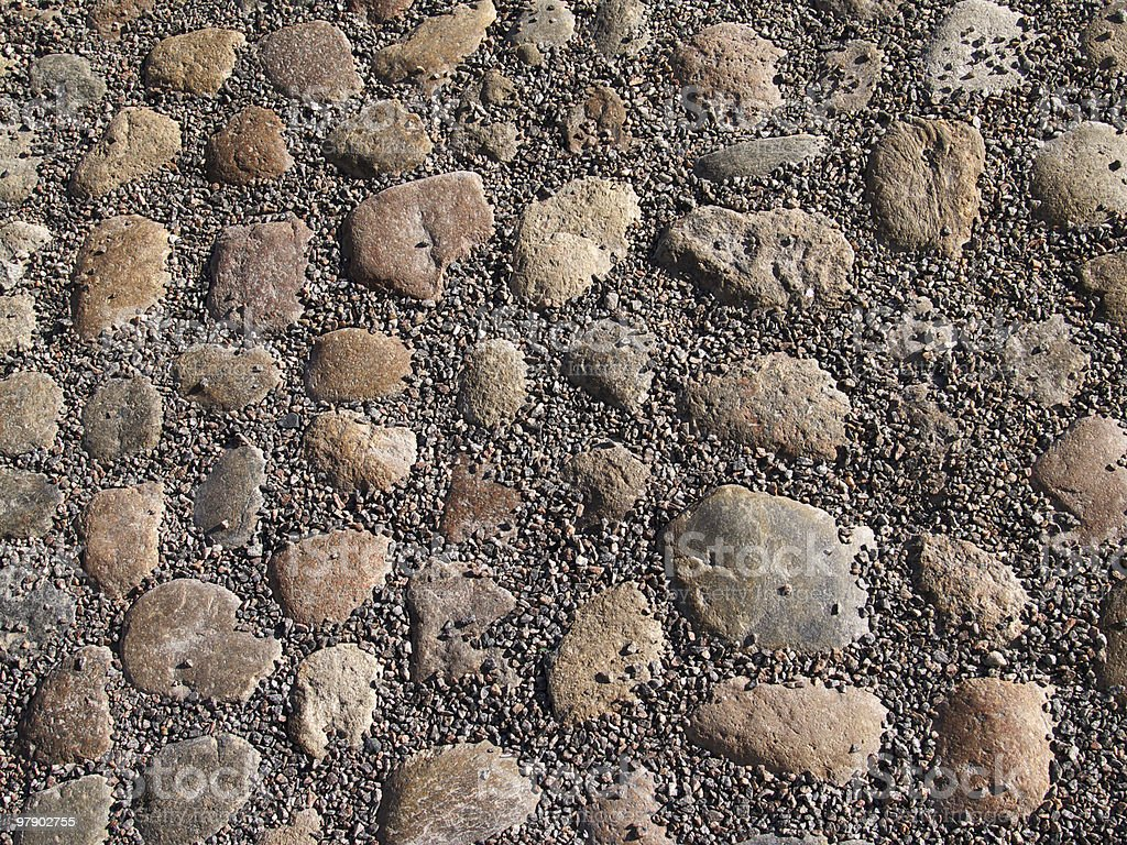 Background with stone royalty-free stock photo