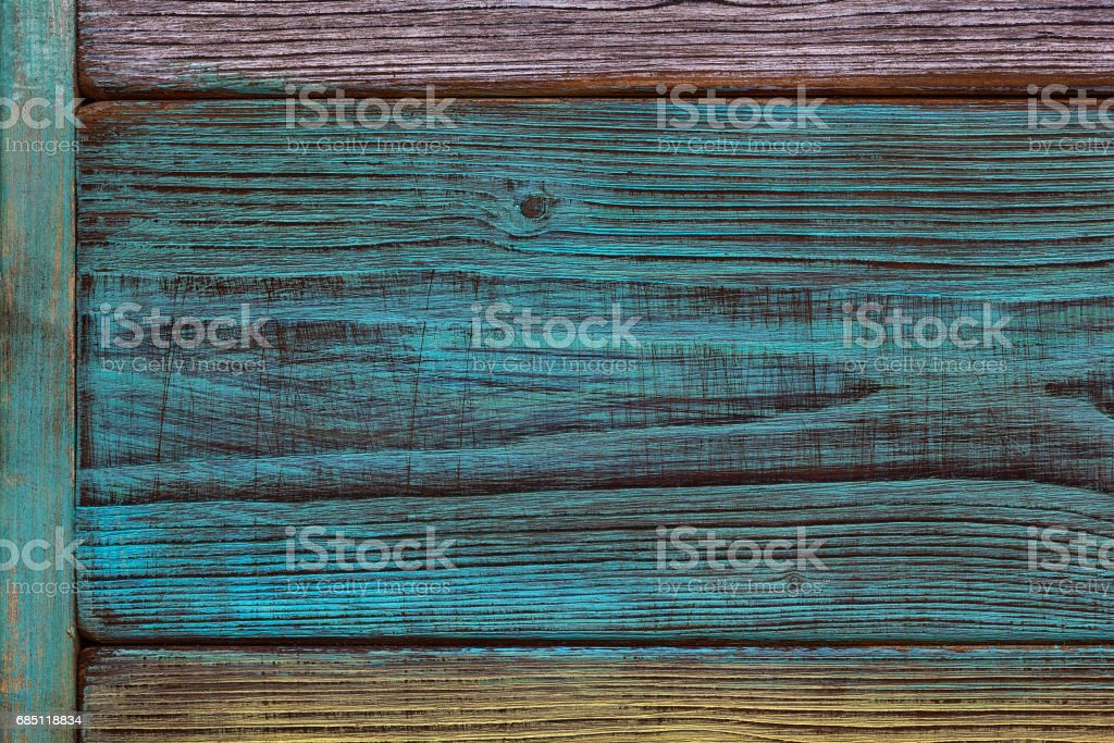 Background, wood texture. Beautiful texture cut down a tree, the patterns and swirls. Vintage style royalty-free stock photo