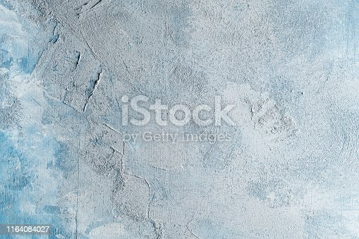 istock Backgrounds, Abstract Backgrounds, Blue Mottled Background Abstract 1164084027