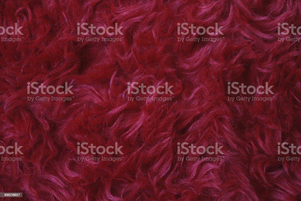 Backgrounds - Faux fur stock photo