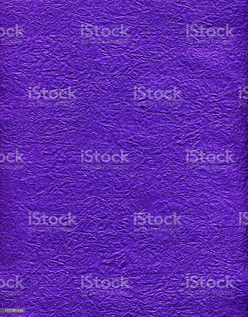 Backgrounds: irridescent purple paper stock photo