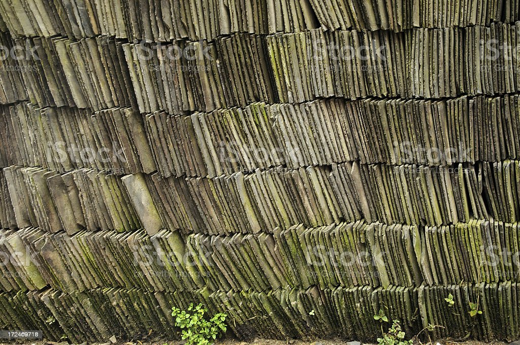 Backgrounds of tiles royalty-free stock photo
