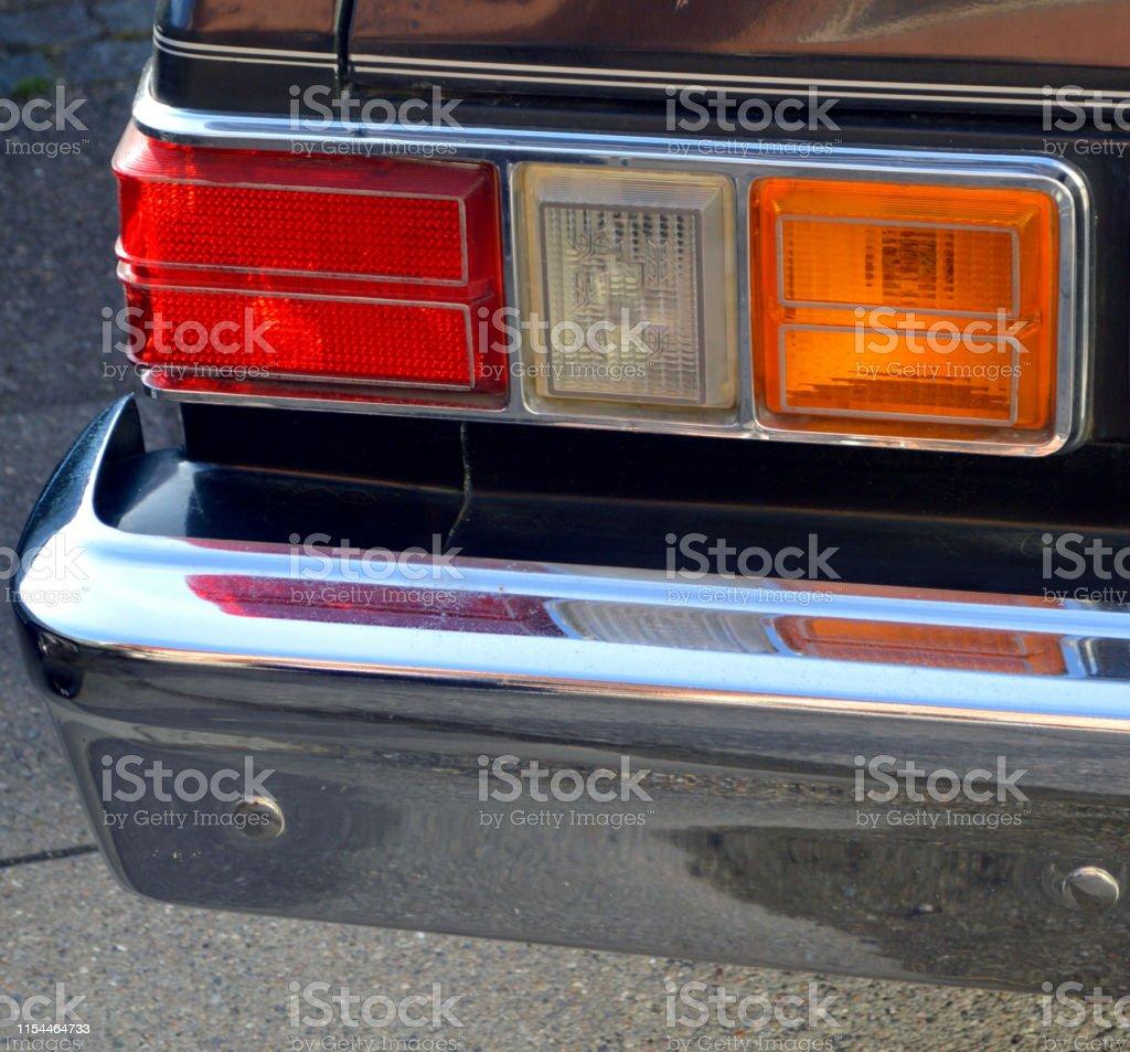 Veteran car, collectors item