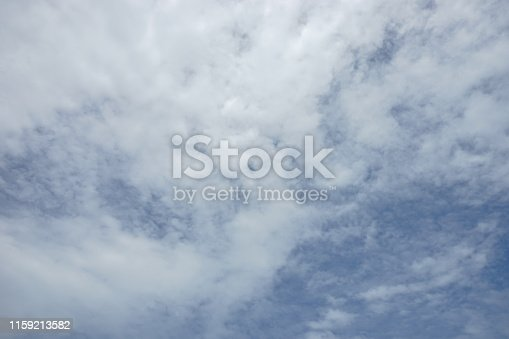 istock Backgrounds vintage soft sky with sunlight 1159213582