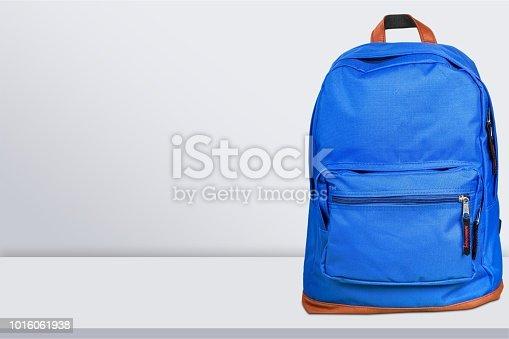 istock Backpack. 1016061938