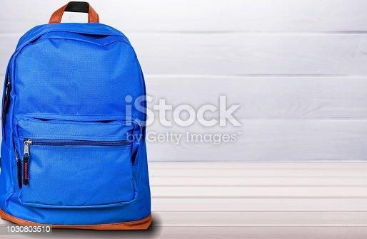 istock Backpack. 1030803510