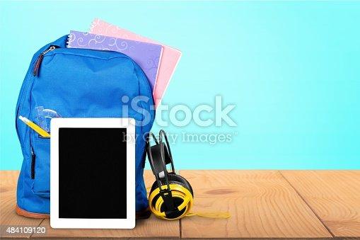 istock Backpack 484109120