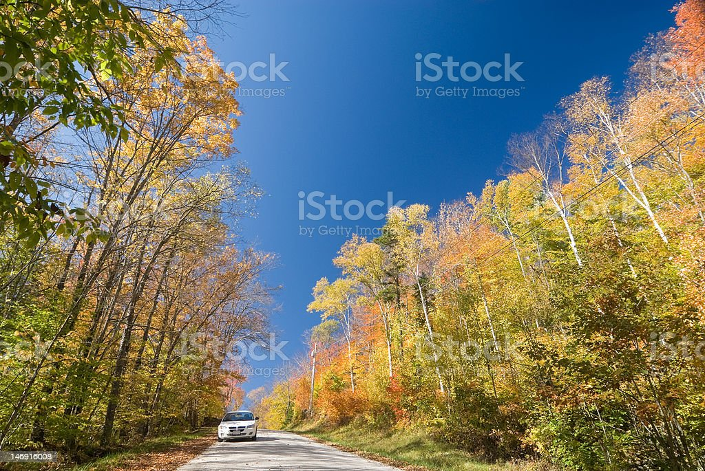 Backroad adventures royalty-free stock photo
