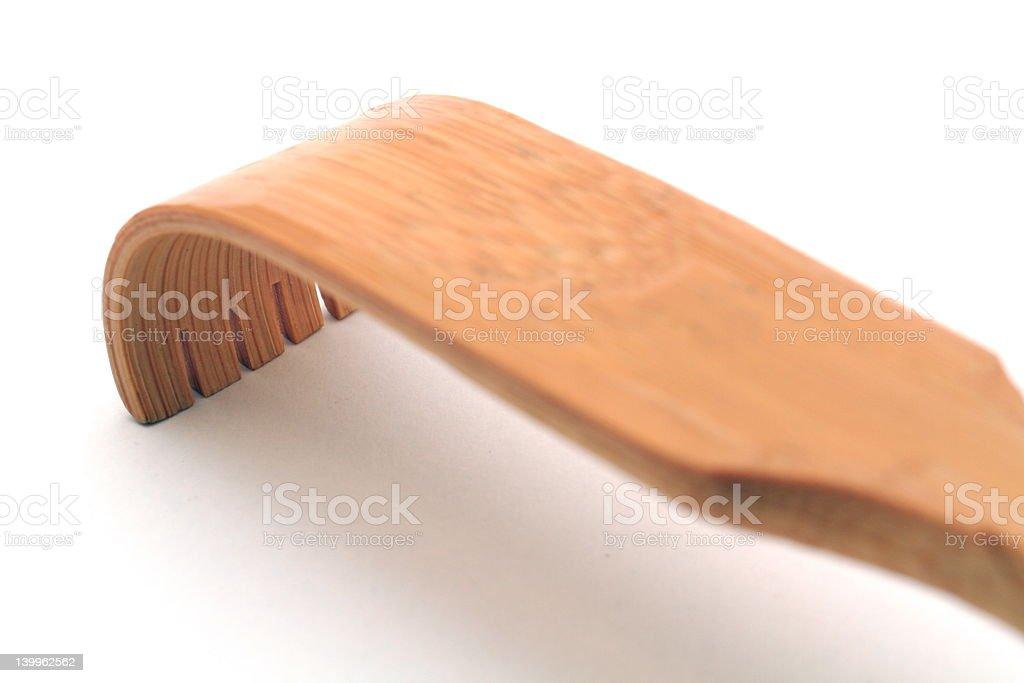 Backscratcher stock photo