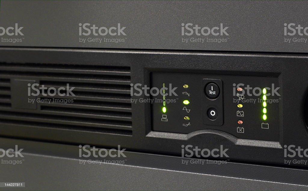 Backup Power stock photo