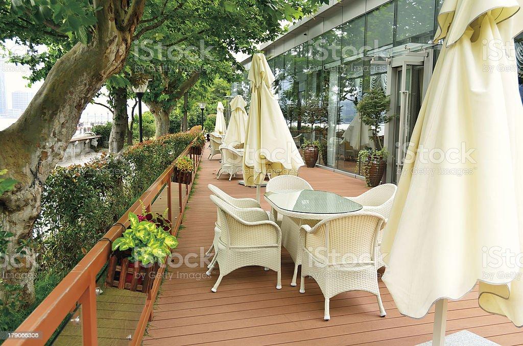 Backyard Garden royalty-free stock photo