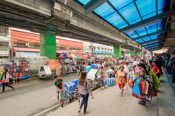 Baclaran Markt – Foto