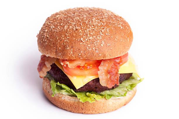 Speck-Cheesburger – Foto