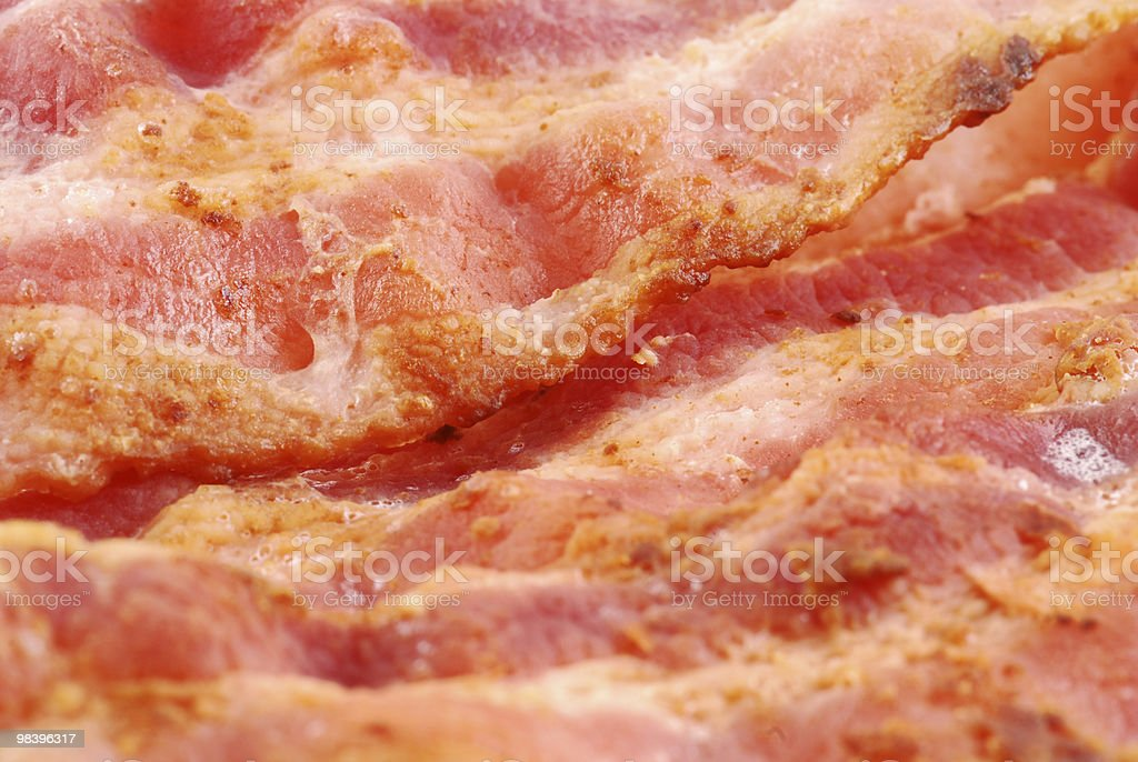 Bacon, Pork royalty-free stock photo