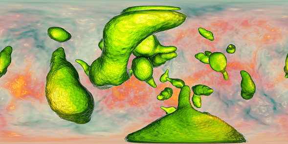 istock Bacteria Mycoplasma genitalium 1156245189