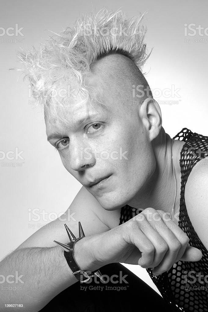 bad boy III stock photo