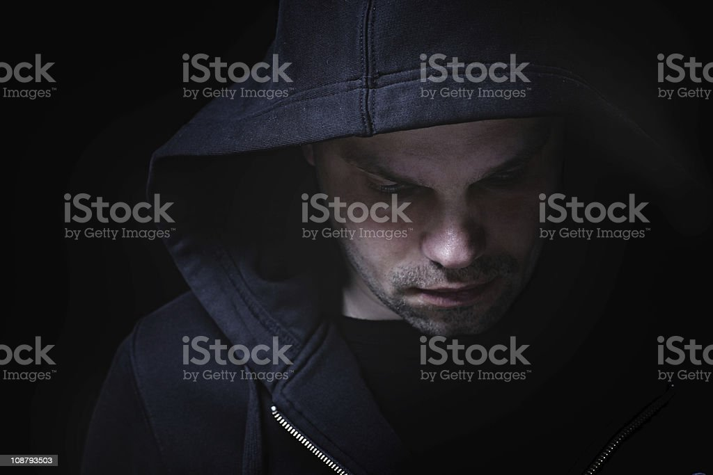 Bad Boy royalty-free stock photo