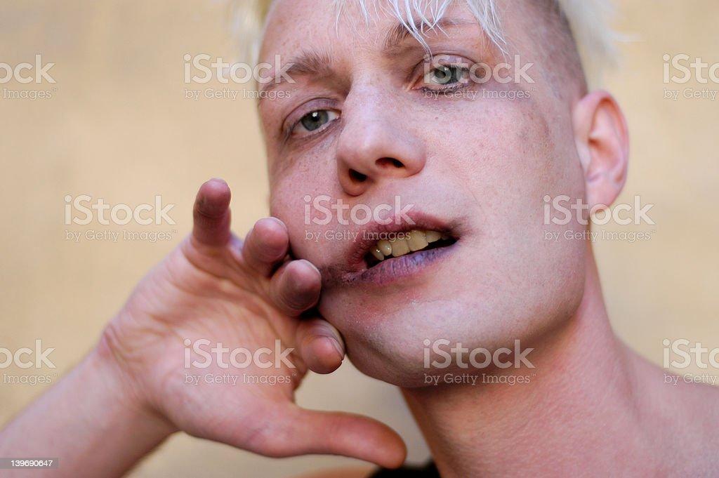bad boy stock photo