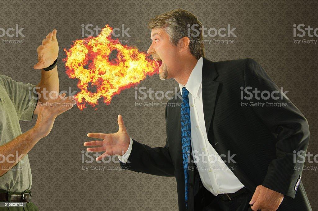Bad breath chronic halitosis humor – Foto