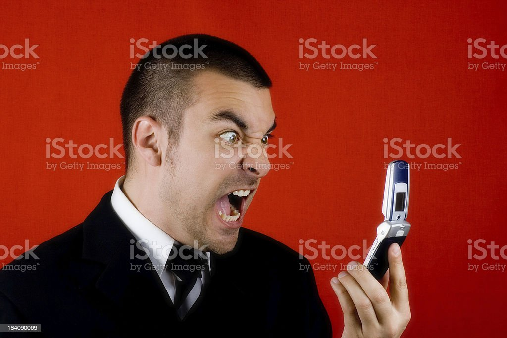 Bad business royalty-free stock photo
