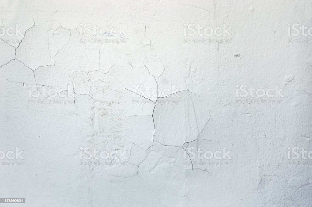 bad condition of the building stock photo