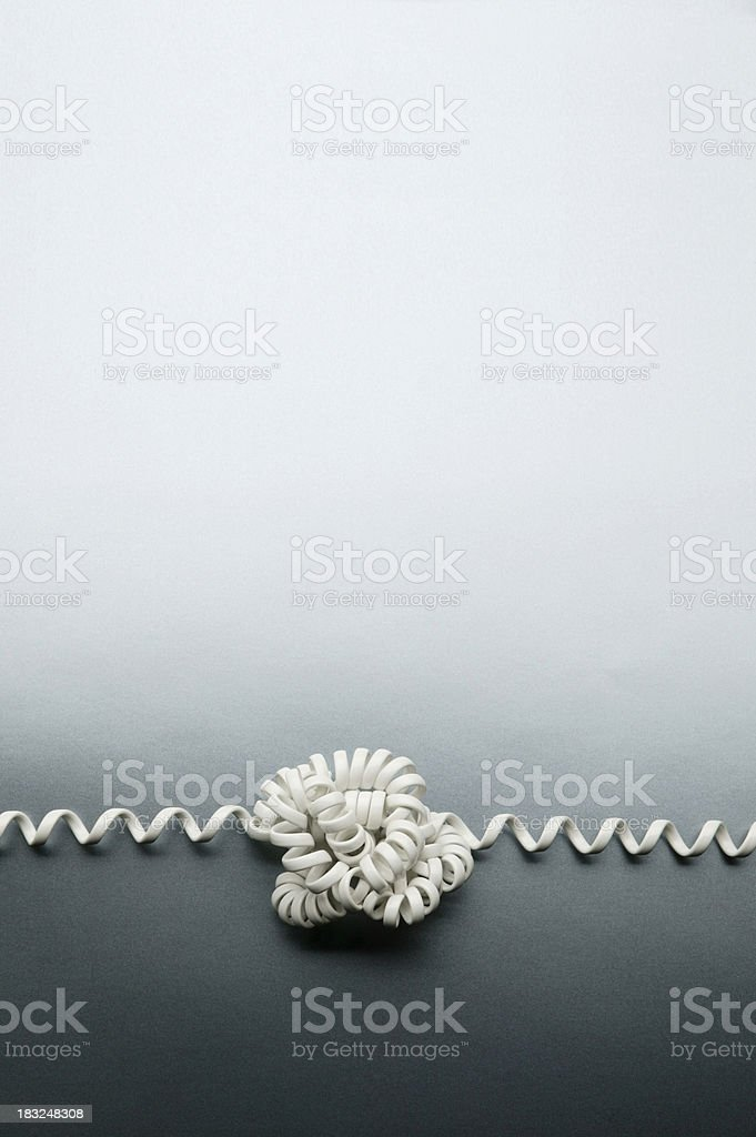 Bad Connection 4 royalty-free stock photo
