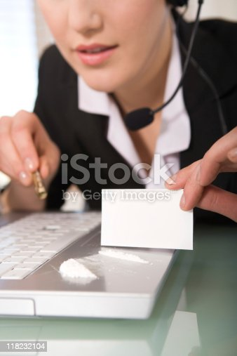 istock Bad customer service 118232104