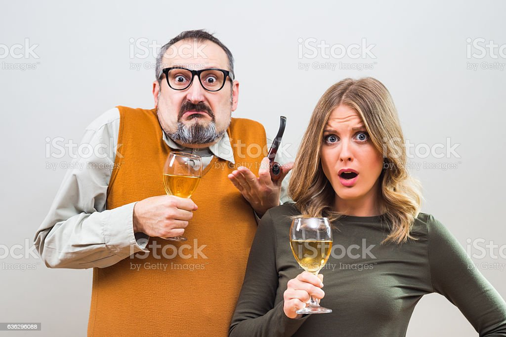 Bad date stock photo