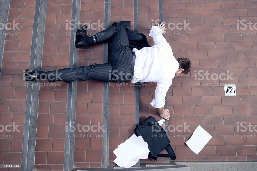 Bad day stock photo
