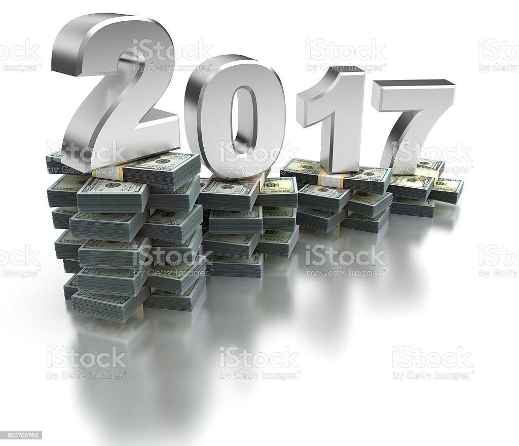 Bad Economy 2017 stock photo