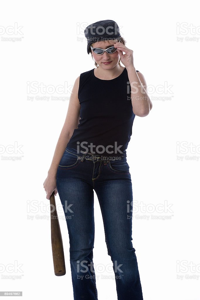 bad girl zbiór zdjęć royalty-free