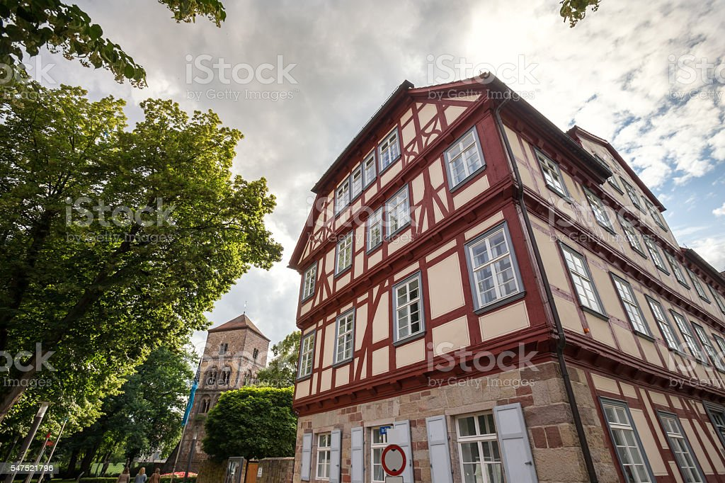 Bad Hersfeld Hessen Germany Stock Photo More Pictures Of Forest