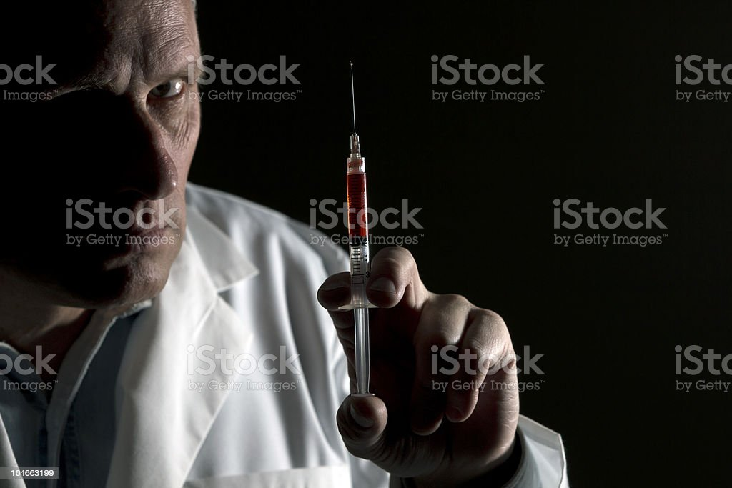 Bad Medicine stock photo