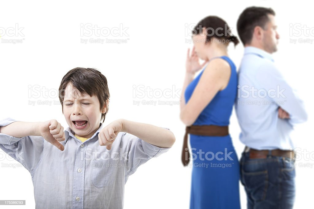 bad relationship stock photo