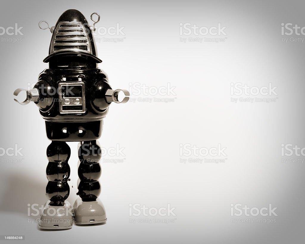 Bad Robot stock photo