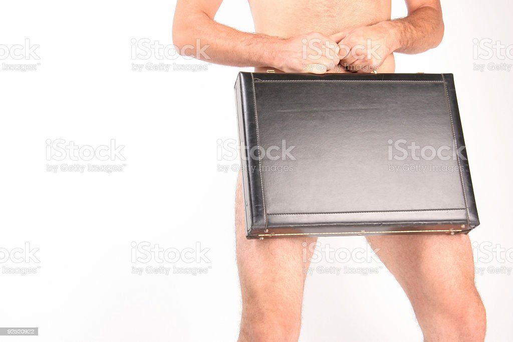 Bad way to get a deal royalty-free stock photo
