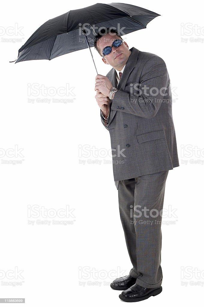 Bad Weather royalty-free stock photo