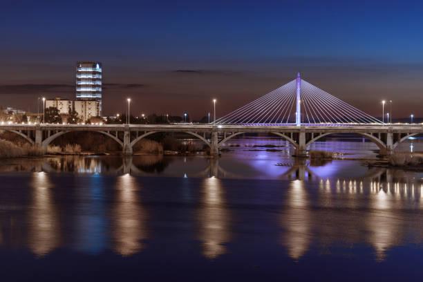 Badajoz - foto de stock