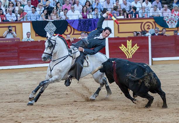 Badajozhorsebullfight01 picture id471603061?b=1&k=6&m=471603061&s=612x612&w=0&h=dh9ynkaezmnwd1ql3md5yqq1q2balytpwlxho73f47q=