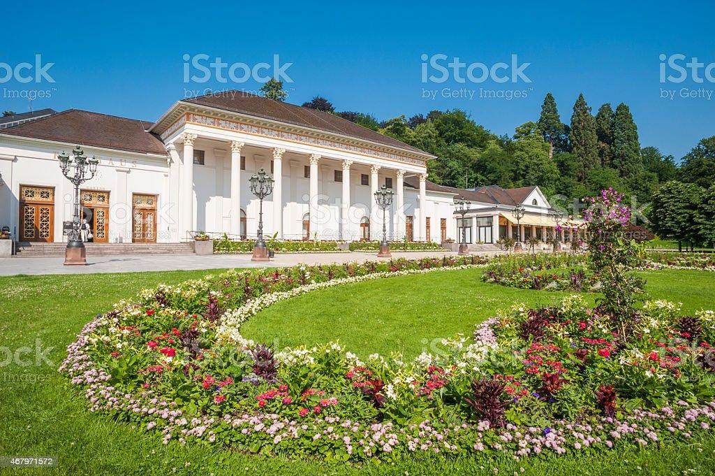 Baden-Baden, Germany, stock photo