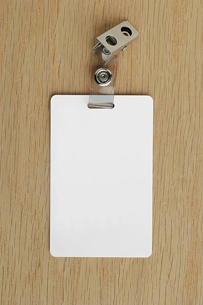 badge - identity card stock photos and pictures