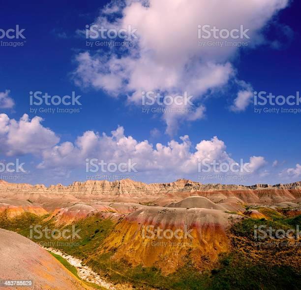 Badlands National Park Stock Photo - Download Image Now